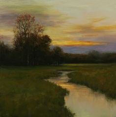 Landscapes I Like Streamside Reflections Dennis Sheehan