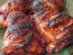 Barbecue Chicken - Easy Barbecue Chicken Recipe