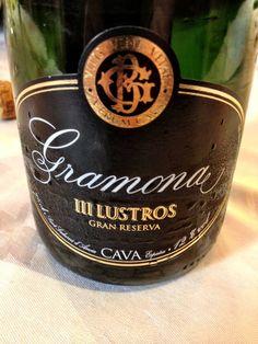 El Alma del Vino.: Cava Gramona Gran Reserva III Lustros 2004.