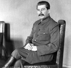 Lenin and Joseph Stalin (pictured in 1932) were claimed to have been much misunderstood by the Western intellectuals or 'useful idiots'