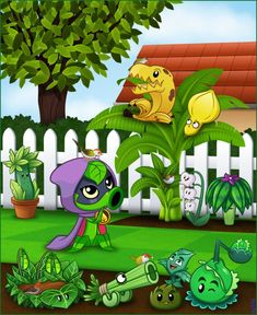 since i been playing pvz 1 and 2 lately and pvz adventures since it was fun while it lasted, i got inspired to draw some cute plants from those games. Plants Vs Zombies Cute Plants Part 6 Zombies Vs, Plantas Versus Zombies, P Vs Z, Zombie Birthday Parties, Plant Zombie, Smelling Flowers, Childhood Games, Parts Of A Plant, Red Balloon