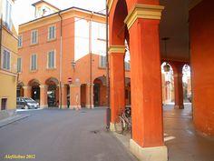 Via Mondatora, Modena by Alefilobus, via Flickr