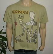 One of the coolest Nirvana shirts ive seen. Incesticide!