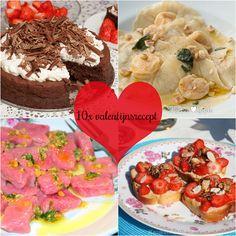 Liefde gaat door de maag: 10x valentijnsrecept