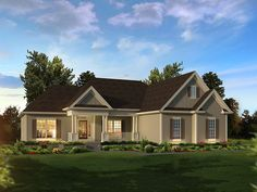 Mackenzie New England Colonial House Plan - #ALP-0A02 - Chatham Design Group House Plans