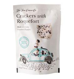 Cracker mit Roquefort Marke Luna Art. # 20880 Crackers, Bordeaux, Coffee, Drinks, Food, Art, Health Insurance, Kaffee, Drinking