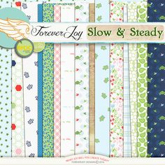 slow and steady paper pack