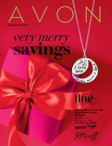 Avon campaign 23 & 23 - 2015 Very Merry Savings Flyer