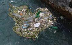 Tyynestämerestä löydettiin jo toinen jättimäinen jätelautta - kokoluokka on taas käsittämätön - T&T