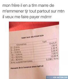 """Une solution pour pas faire le """"taxi"""" #VDR #DROLE #HUMOUR #FUN #RIRE #OMG"""