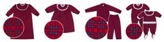 Holiday Matching Family Pajamas Gt Gt Frozen Winter Holiday