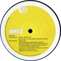 Needs - Needs EP