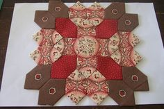 Firstly, just wanted to share with yousome more Lucy Boston blocks that I made over the last couple of weeks, to prove that I have been d...