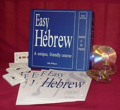 Great way to learn Hebrew with a Messianic spiritual perspective throughout.