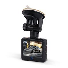 Auto Kamera Auto DVR 1080P, 2.0' LCD 120� Weitwinkel Auto Recorder,Bildschirm mit G-sensor, Loop Aufnahme, Samsung 4 G Objektiv,Mini Bluetooth Schl�ssel SOS