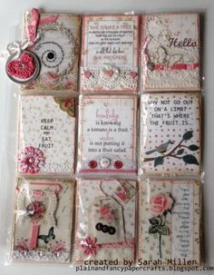 NEW AND OPEN: FALL AND WINTER HOLIDAY THEMED POCKET LETTERS DUE:OCT-NOV-DEC 1st - Splitcoaststampers.com