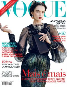 Patrycja Gardygajlo for Vogue Portugal September 2012