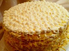 Tort aniversar Romanian Recipes, Romanian Food, Russian Desserts, Ms, Cooking Recipes, Cheese, Projects, Gastronomia, Log Projects