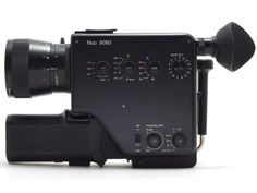 BRAUN Nizo 6080 Dieter Rams Design, Braun Dieter Rams, Sony Design, Classic Camera, Movie Camera, Cinematography, Freeze, Industrial Design, Filmmaking