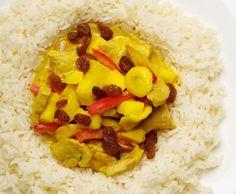 Riz Casimir - Rezept - Saisonküche