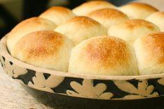 Honey yeast rolls