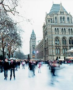 Christmas in London....one day.