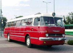 Ikarus-55 Lux Bus Art, New Bus, Abandoned Cars, Vintage Trailers, Vintage Models, Commercial Vehicle, Caravans, Old Cars, Motorhome
