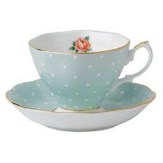 Polka Rose Formal Vintage Teacup and Saucer Royal Albert,http://www.amazon.com/dp/B007V2U5V4/ref=cm_sw_r_pi_dp_aBNwtb0QJ7063RQE