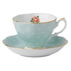 Polka Rose Formal Vintage Teacup and Saucer Royal Albert,http://www.amazon.com/dp/B007V2U5V4/ref=cm_sw_r_pi_dp_aBNwtb0QJ7063RQE