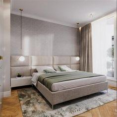 Staromestské inferno - Studio e Modern Luxury Bedroom, Luxury Bedroom Design, Bedroom Furniture Design, Master Bedroom Design, Luxurious Bedrooms, Home Decor Bedroom, Hotel Room Design, Bedroom Layouts, Downtown Hotels