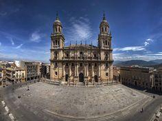 Catedral (Jaén), by @elviajero_pais