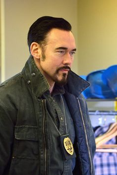 "The Strain | Episode 105 ""Runaways"". Kevin Durand as Vasiliy Fet"