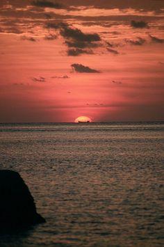 sunset in Maldives | Flickr - Photo Sharing!