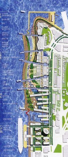 Sydney Darling Harbor Urban Design Competition