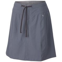 Yuma™ Trekkin Skirt - Micro-Chamois™-lined seamless conical waist for comfort under a pack - mountain hardwear