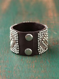 Persian Bead Cuff at Free People Clothing Boutique
