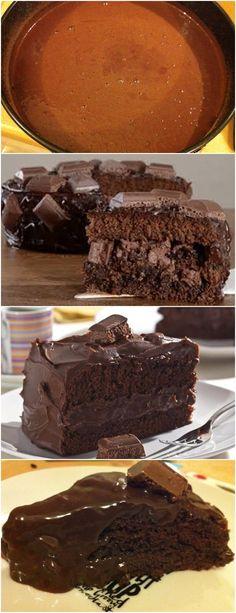 APRENDA ESSA RECEITA DE BOLO SUFLAIR É MUITO GOSTOSO!! VEJA AQUI>>>Faça o bolo: na batedeira, bata as claras em neve. Vá acrescentando as gemas, uma a uma, o cacau, o açúcar e a farinha de trigo, intercalando com a água quente. #receita#bolo#torta#doce#sobremesa#aniversario#pudim#mousse#pave#Cheesecake#chocolate#confeitaria