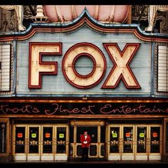 Fox Theatre (Detroit, MI)