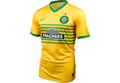 2013/14 Nike Celtic Away Jersey...Available at SoccerPro!