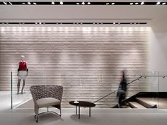 Max Mara, China | Max Mara's incredible design store by Duccio Grassi Architects, Chengdu - China.  | Discover the season's newest designs and inspirations. Visit us at www.interiordesignshop.net #interiordesignshop #interiordesign #interiordesignstores @interiorshop