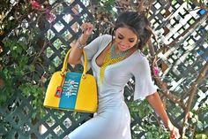 Fashion by Una Latina by Zoe   #nicolelee #nicoleleeusa #NLlook #NLblogger #vegan