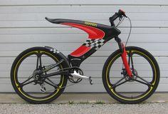 Mr. Freehand's homebuilt carbon bikes – Bicycle Design