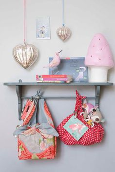 Here are a few bright and breezy decorating ideas for children's bedrooms from the pages of Marie Claire Idees magazine.