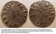 numismatica medieval.com: Alfonso X