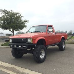 #toyota 1981 TRD Lifted on Instagram