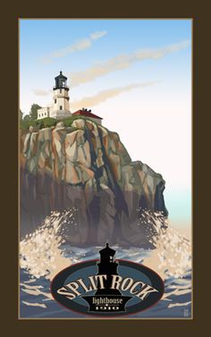 1865 Split Rock Lighthouse