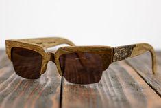 d00224c005 Wooden Eyewear Wood Frame Glasses For Men Sunglasses Polarized Wooden  Unisex Wayfarer Shape Walnut Prescription Personalized