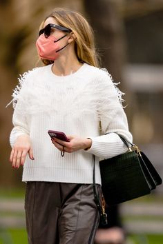 Mode Outfits, Fashion Outfits, Olivia Palermo Stil, Mix Style, Everyday Fashion, Style Icons, Outfit Of The Day, Spring Fashion, Celebrity Style