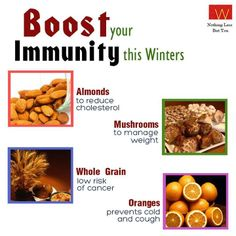 Keep #Healthy this #Winter. How many are you including in your diet?