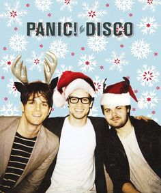 P!ATD- Christmas